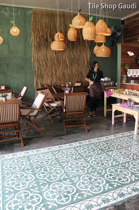 バリ島ウブドのおしゃれなカフェ♡